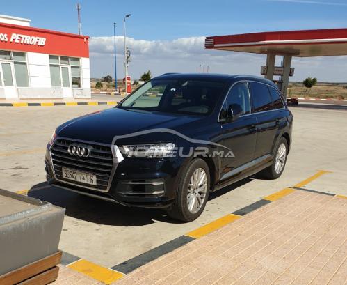 سيارة في المغرب AUDI Q7 Exclusive (full ops) - 268306