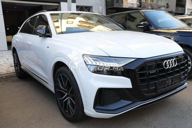 AUDI Q8 Tdi 50 sline tt option مستعملة