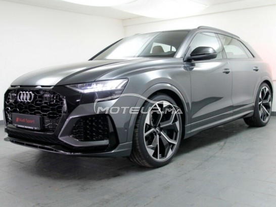 Voiture Audi Rs q8 2020 à casablanca  Essence