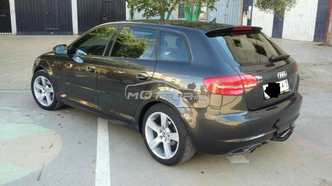 audi a3 pack s3 finition sline 2012 diesel 156894 occasion agadir maroc. Black Bedroom Furniture Sets. Home Design Ideas