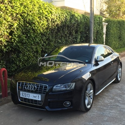 سيارة في المغرب AUDI S5 V8 - 178447