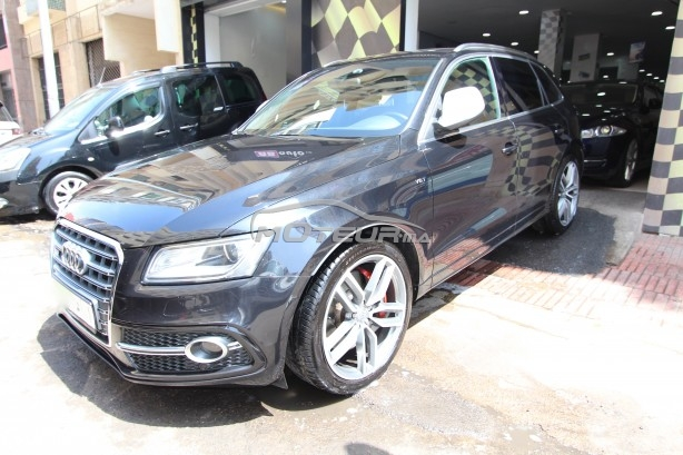 audi sq5 d 39 occasion maroc annonces voitures. Black Bedroom Furniture Sets. Home Design Ideas