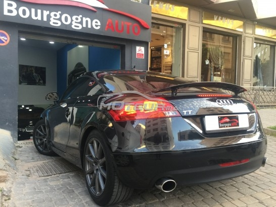 audi tt 3 2 fsi v6 260 ch 2008 essence 213202 occasion casablanca maroc. Black Bedroom Furniture Sets. Home Design Ideas