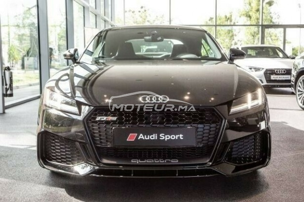 AUDI Tt-rs New occasion