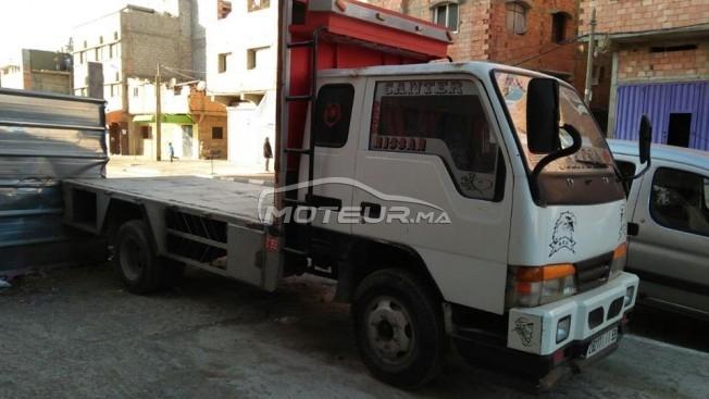 شاحنة في المغرب MITSUBISHI Canter - 228822