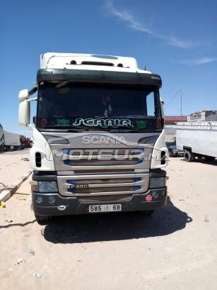شاحنة في المغرب SCANIA P 250 - 267766