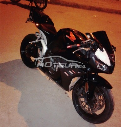دراجة نارية في المغرب هوندا سبر 600 ر - 149046