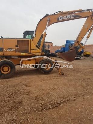 Acheter camion occasion CASE Wx 165 au Maroc - 293660