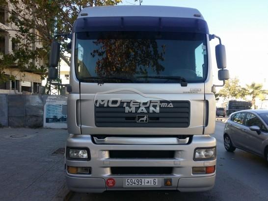 شاحنة في المغرب مان تجا 18 430 - 215465