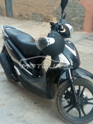 دراجة نارية في المغرب SYM Symphony St - 275457