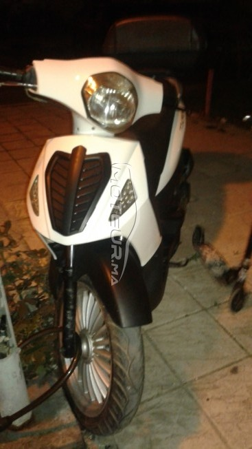 دراجة نارية في المغرب HANWAY Tourer 125 - 244670