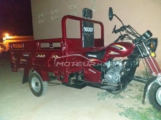 دراجة نارية في المغرب DOCKER Triporteur - 265561