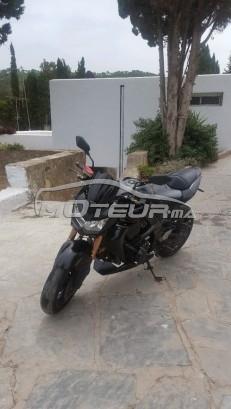 دراجة نارية في المغرب KAWASAKI Z 750 R - 220445