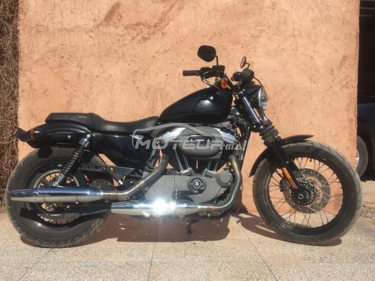 دراجة نارية في المغرب هارليي-دافيدسون سبورتستير 1200 - 196863