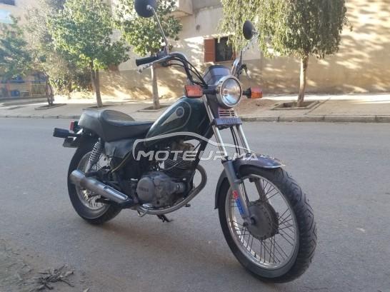 دراجة نارية في المغرب YAMAHA Sr 125 - 311036