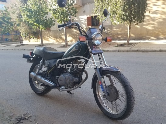 Moto au Maroc YAMAHA Sr 125 - 311036