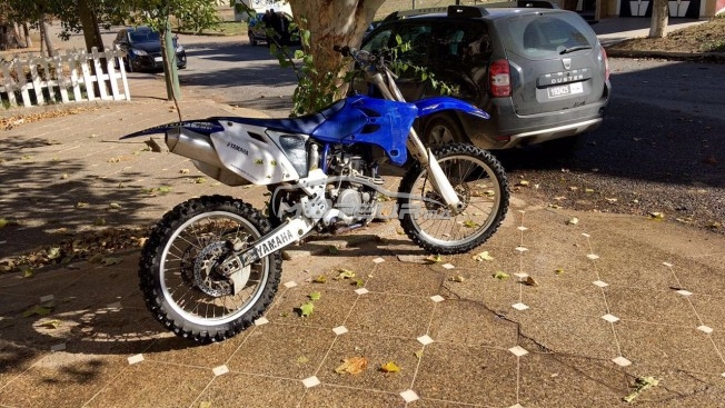 Moto au Maroc YAMAHA Yz 250 f - 136984