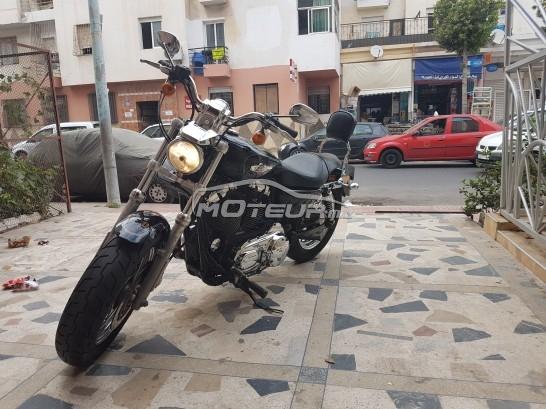 دراجة نارية في المغرب HARLEY-DAVIDSON Xlh sportster 1200 - 160343
