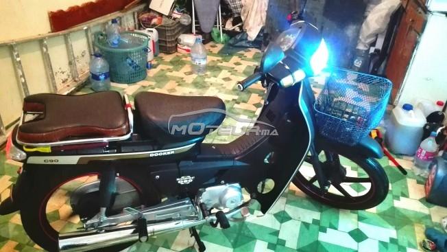 Moto au Maroc DOCKER C90 - 146658