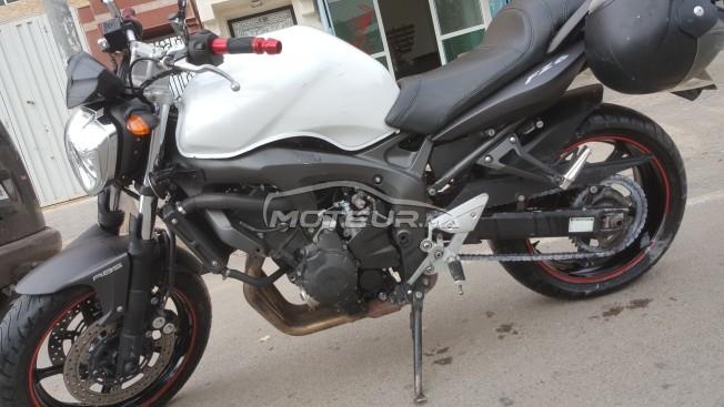 Moto au Maroc YAMAHA Fz 6 fazer - 252749
