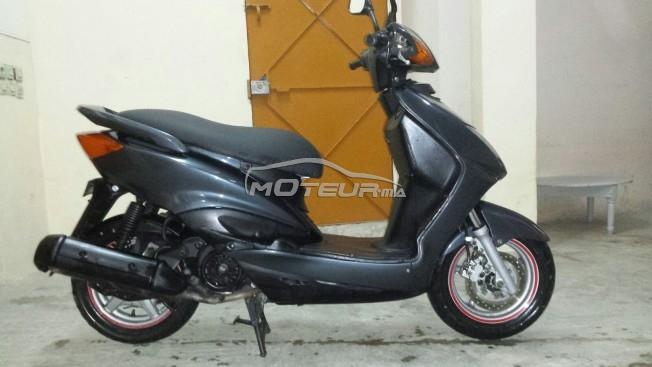 Moto au Maroc YAMAHA Cygnus X - 143739