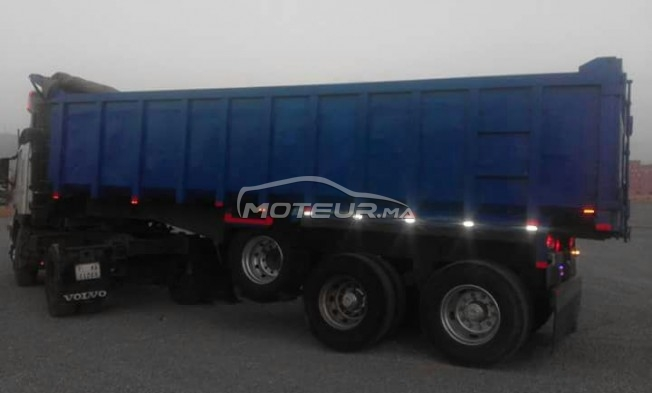 شاحنة في المغرب فولفو فه12 - 231854