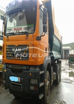 شاحنة في المغرب MAN 6x4 - 352545