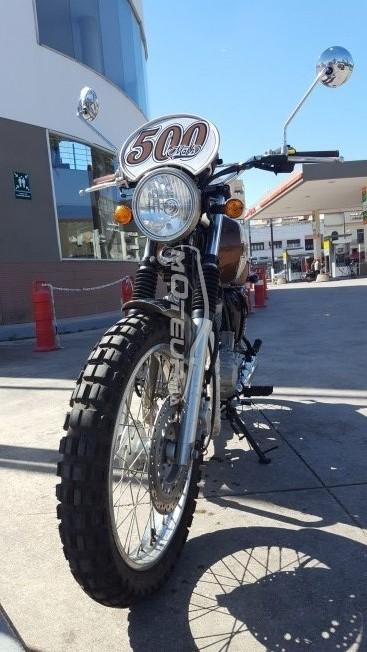 دراجة نارية في المغرب ماش سكرامبلير 400 von dutch édition ee - 212723