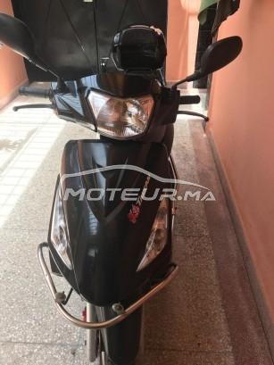 Moto au Maroc AYK 125 race - 323166
