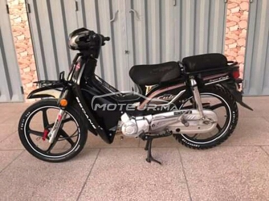 BECANE Super cub مستعملة