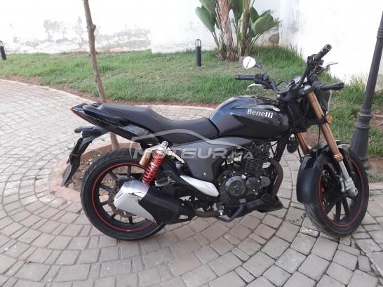 Moto au Maroc BENELLI 125 sport Vlx - 241212