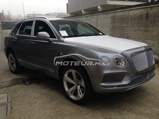 BENTLEY Bentayga Hybrid occasion