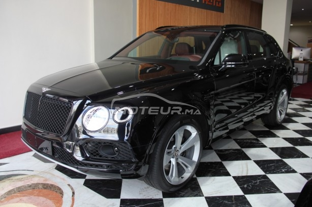 BENTLEY Bentayga occasion