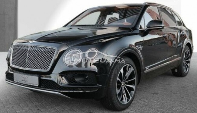 BENTLEY Bentayga 3.0 hybride occasion