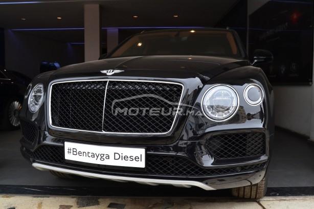 Voiture au Maroc BENTLEY Bentayga V8 diesel - 253962
