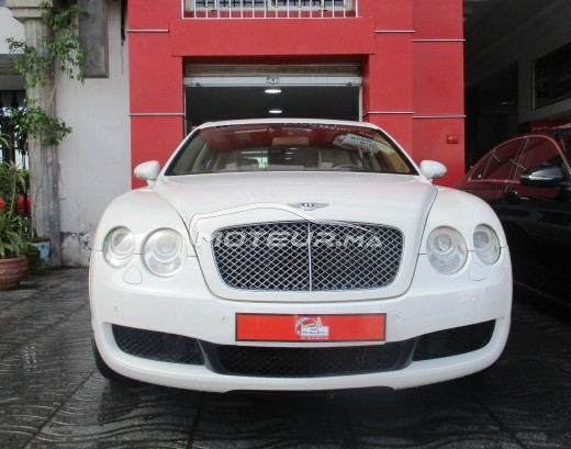 BENTLEY Continental occasion