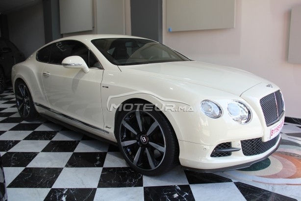 BENTLEY Continental W12/6.0l/speed occasion