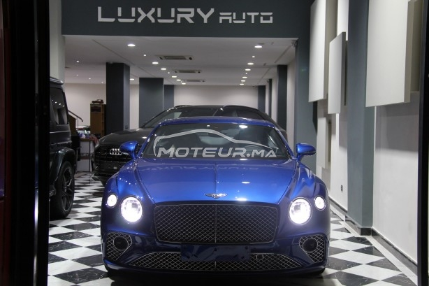 BENTLEY Continental gt First edition occasion 1069923