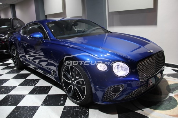 BENTLEY Continental gt First edition occasion 1069912