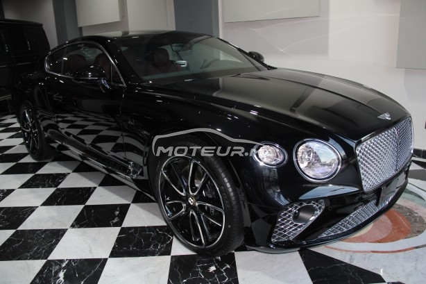 BENTLEY Continental gt First edition مستعملة