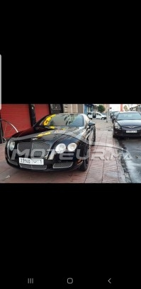 BENTLEY Continental gt Importé neuf occasion