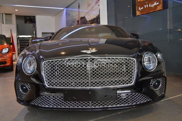 BENTLEY Continental gt occasion 688523