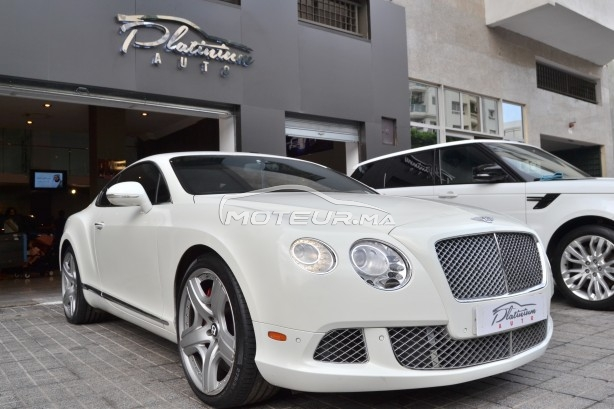 BENTLEY Continental gt occasion 815122
