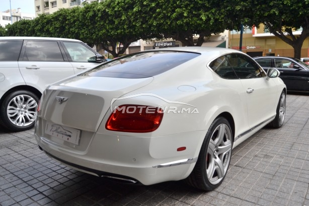 BENTLEY Continental gt occasion 815124