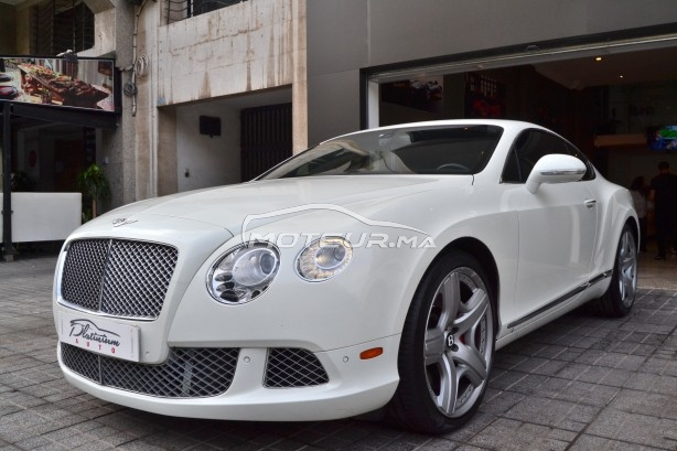BENTLEY Continental gt occasion 815121