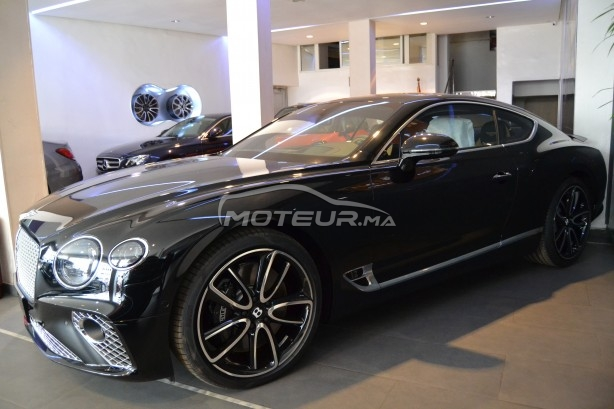 BENTLEY Continental gt مستعملة