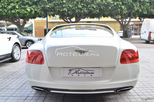 BENTLEY Continental gt occasion 815125