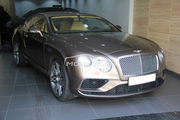 BENTLEY Continental gt occasion