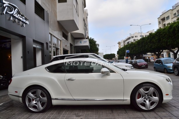 BENTLEY Continental gt occasion 815123