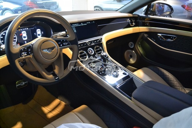 BENTLEY Continental gt occasion 688521
